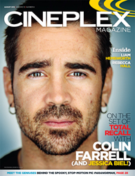 Cineplex Magazine August 2012