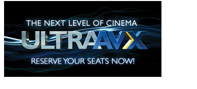 UltraAVX - Reserve your seats now!