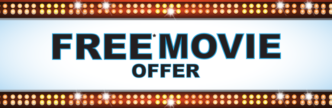 free movie offer*