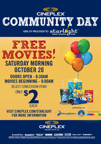 Starlight Community Day