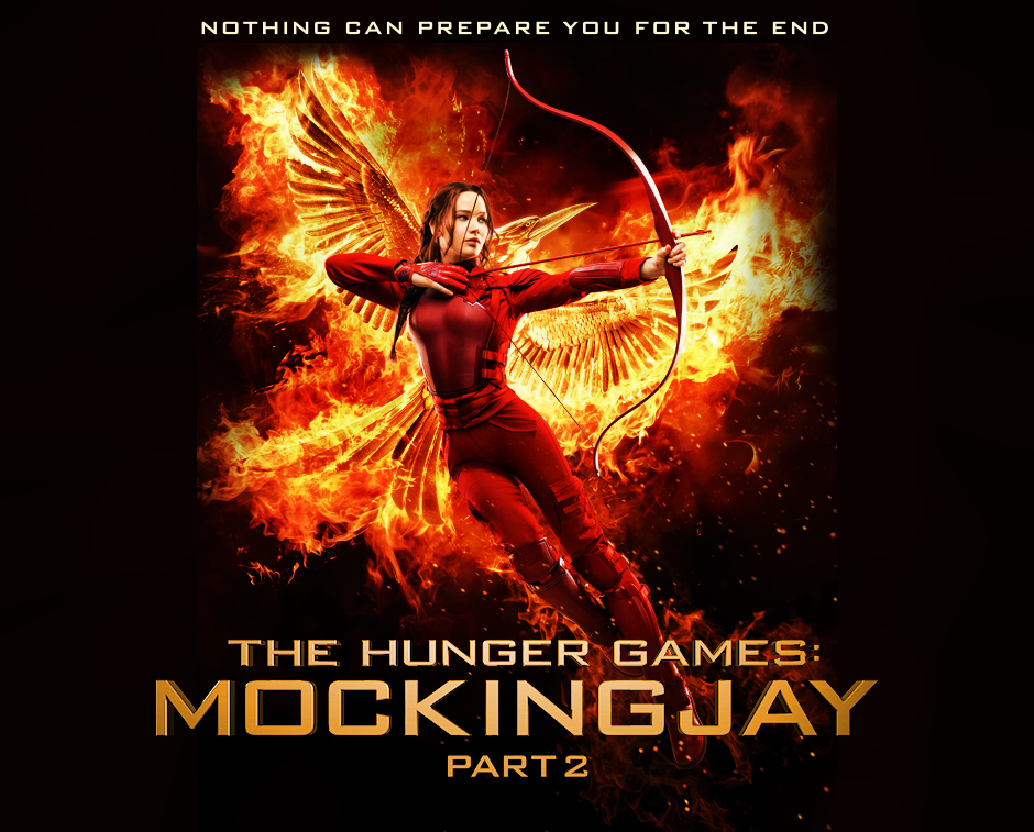keong bunting: The Hunger Games: Mockingjay - Part 2, The ...