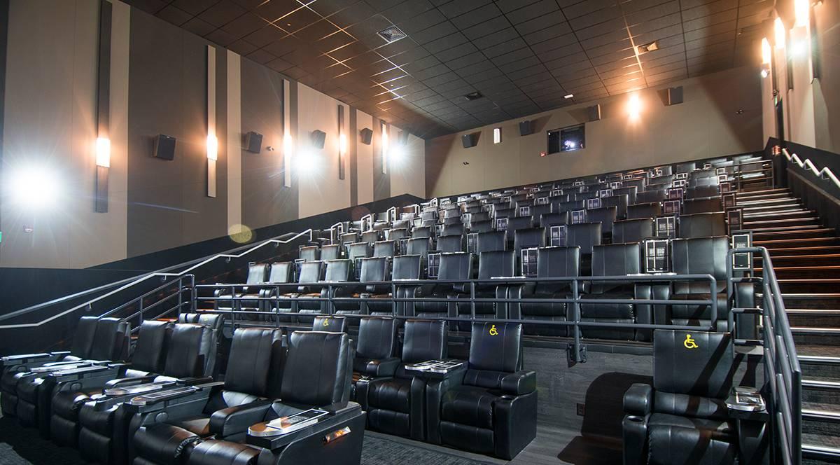 Movie Theater In Kitchener Waterloo